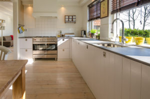Kitchen-bamboo-flooring
