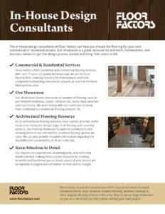 FloorFactor_InHouseDesignConsults