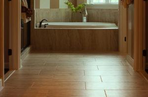 LVT-wood-bathroom-floor