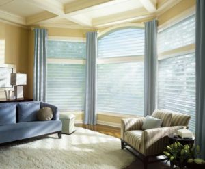 roman-shades-in-living-room