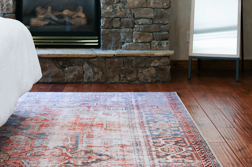 custom-area-rug-in-bedroom