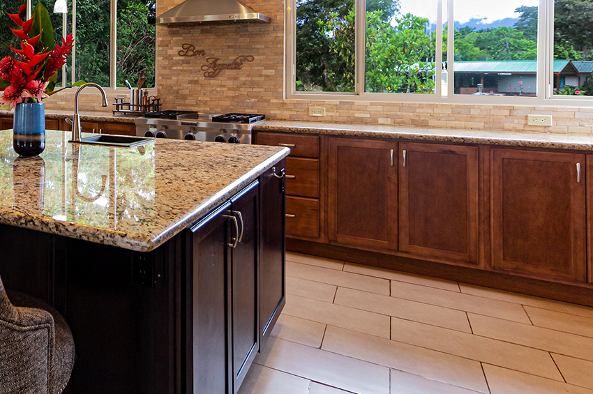 Tile Flooring Ideas For Any Portland Kitchen Design Style