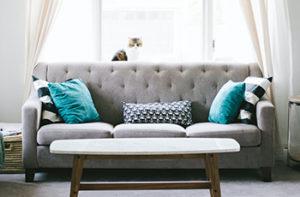 gray-sofa-near-window