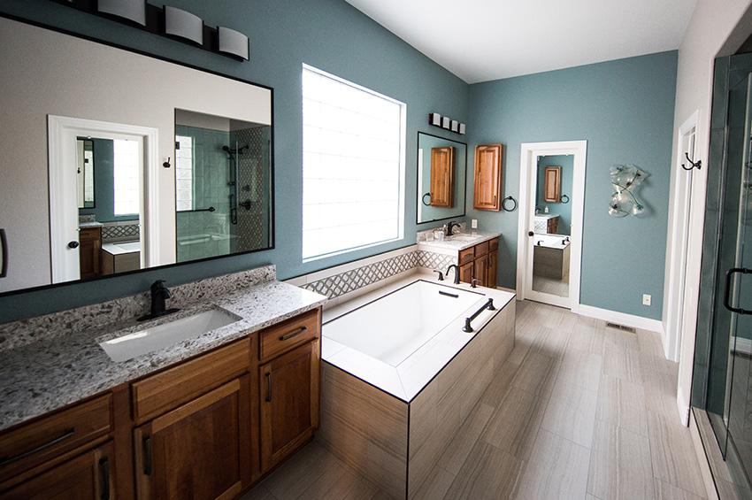 Bathroom Flooring Options In Portland, What Is The Best Flooring For Bathrooms