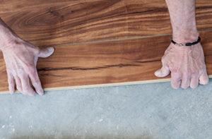 installing-subfloor-over-concrete-floor