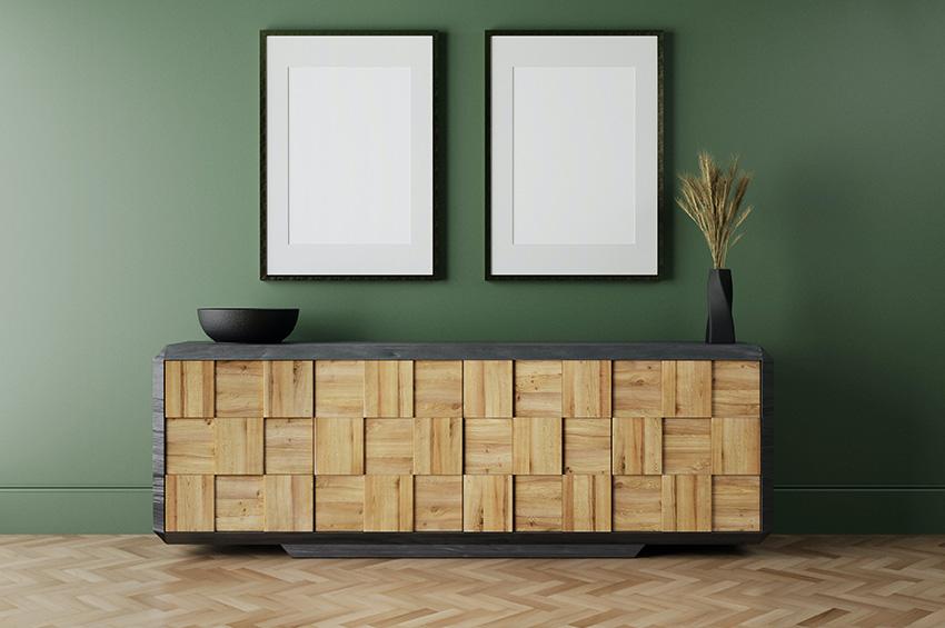 herringbone-patterned-wood-floor
