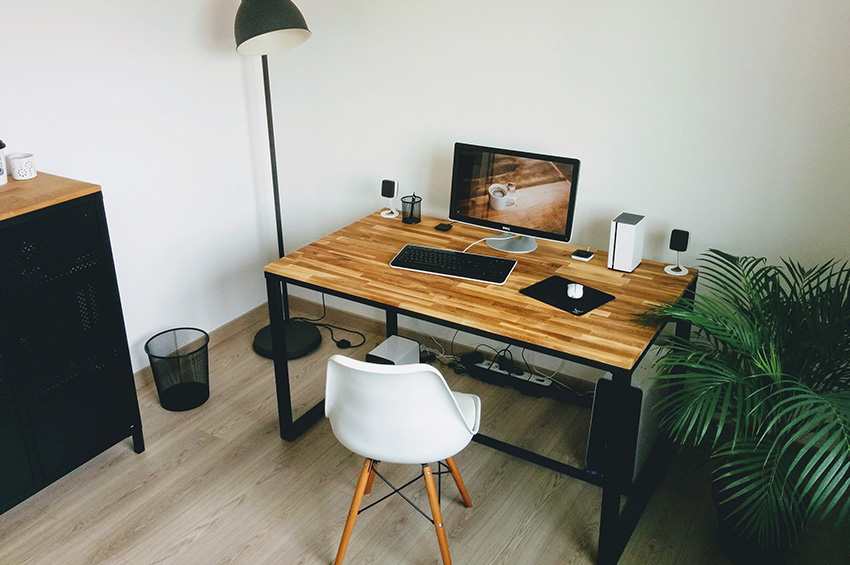 home-office-in-basement