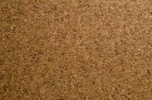 Cork flooring is an alternative to hardwood